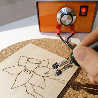 Pyrography Points