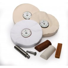 Chestnut Products Buffing Wheel Kit
