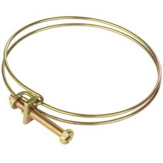 "4"" - Wire Hose Clamp"