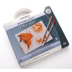 Oil Colour Pencil Set