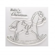 Rocking Horse Stamp Set