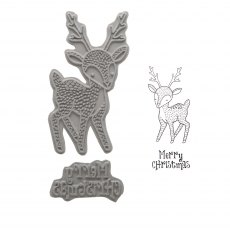 Dasher Deer Stamp Set