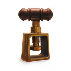 Nut Cracker (Letter Press) - Brass