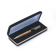 Black Velvet Single Pen Box