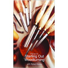 Starting Out Woodturning DVD
