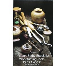 Specialist Woodturning Tools DVD