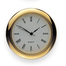 "2"" - 50mm - Watch Insert - Gold"