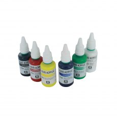Acrylic Airbrush Paints 32ml x 6