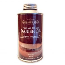 Foodsafe Danish Oil 500ml