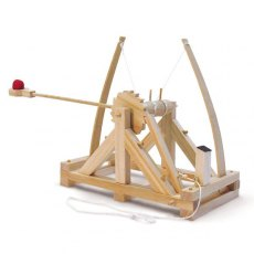 Wooden Kit - Da Vinci - Catapult