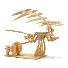 Wooden Kit - Da Vinci - Ornithopter