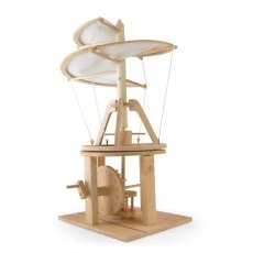 Wooden Kit - Da Vinci - Helicopter