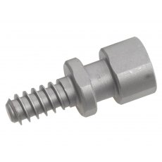 SAFELOCK Woodworm Screw for Cole Jaws