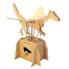 Wooden Kit - Dragon