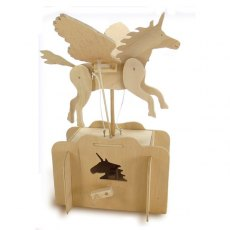 Wooden Kit - Flying Unicorn