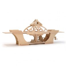 Wooden Kit - Swing Bridge