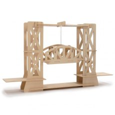 Wooden Kit - Lift Bridge