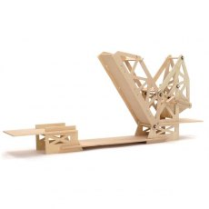 Wooden Kit - Straus Bascule Bridge