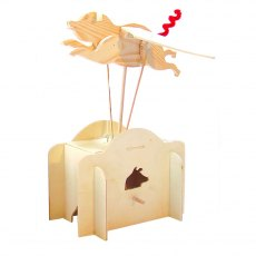 Wooden Kit - Flying Pig