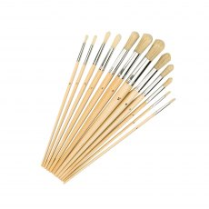 Round Tipped Brush Set