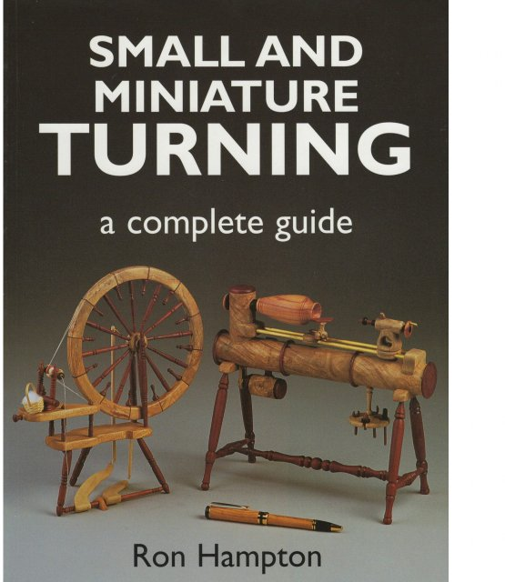 BSMT - Book - Small & Miniature Turning