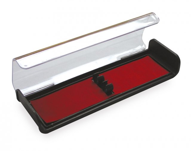 TSP103 - Hinged Plastic Case - Double